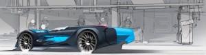 Renault ALPINE Vision Gran Turismo 4