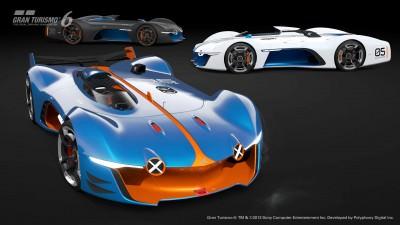 Renault ALPINE Vision Gran Turismo 41