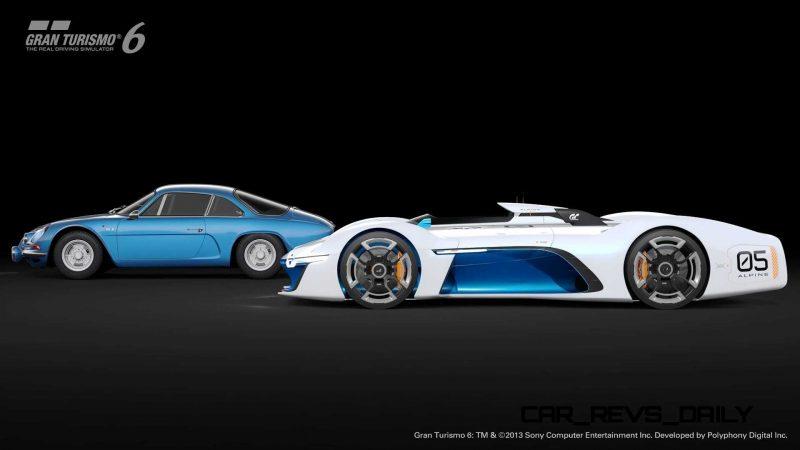 Renault ALPINE Vision Gran Turismo 43
