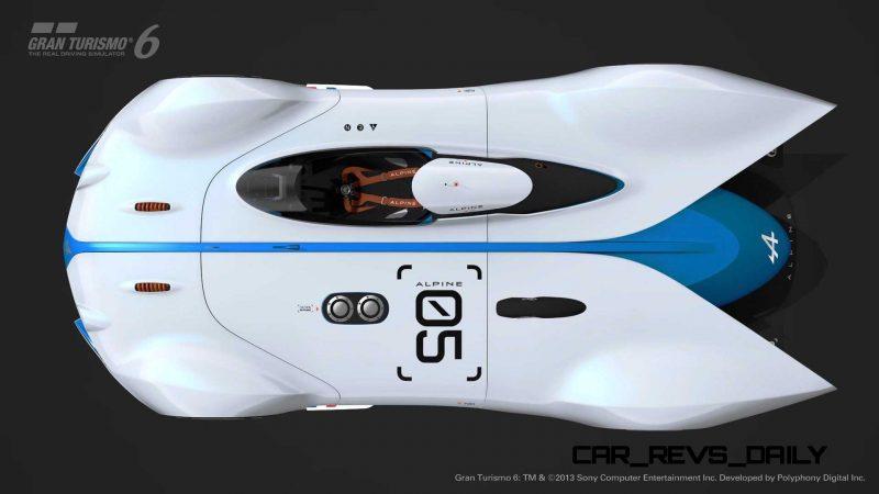 Renault ALPINE Vision Gran Turismo 46