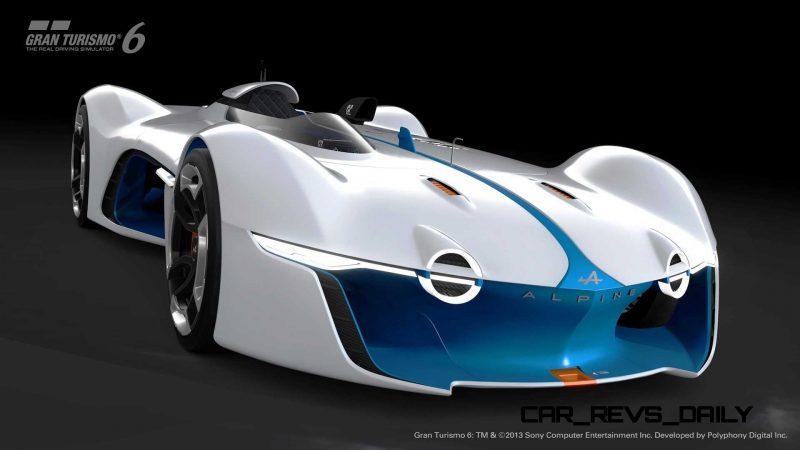Renault ALPINE Vision Gran Turismo 47