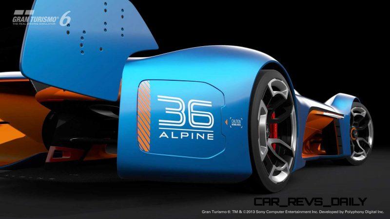 Renault ALPINE Vision Gran Turismo 51