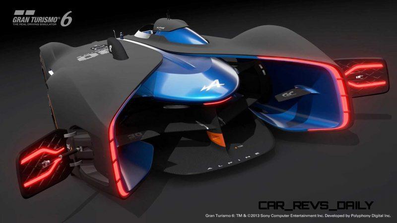 Renault ALPINE Vision Gran Turismo 54