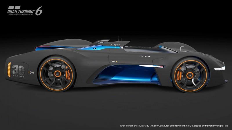 Renault ALPINE Vision Gran Turismo 55