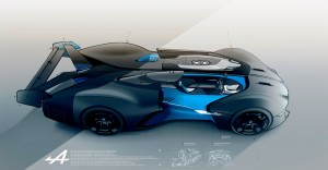 Renault ALPINE Vision Gran Turismo 6