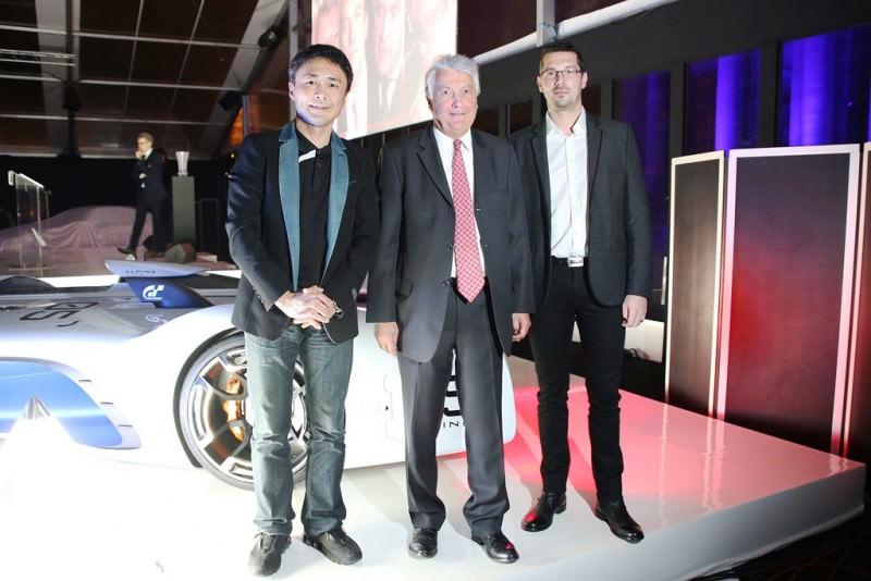 Renault ALPINE Vision Gran Turismo 60