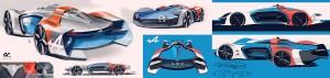 Renault ALPINE Vision Gran Turismo 69