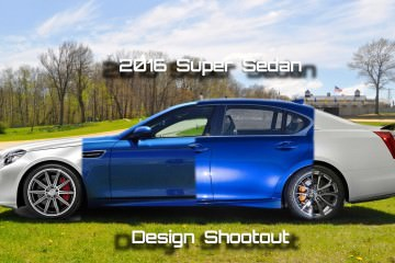 Super Sedans 2016 design shootout2