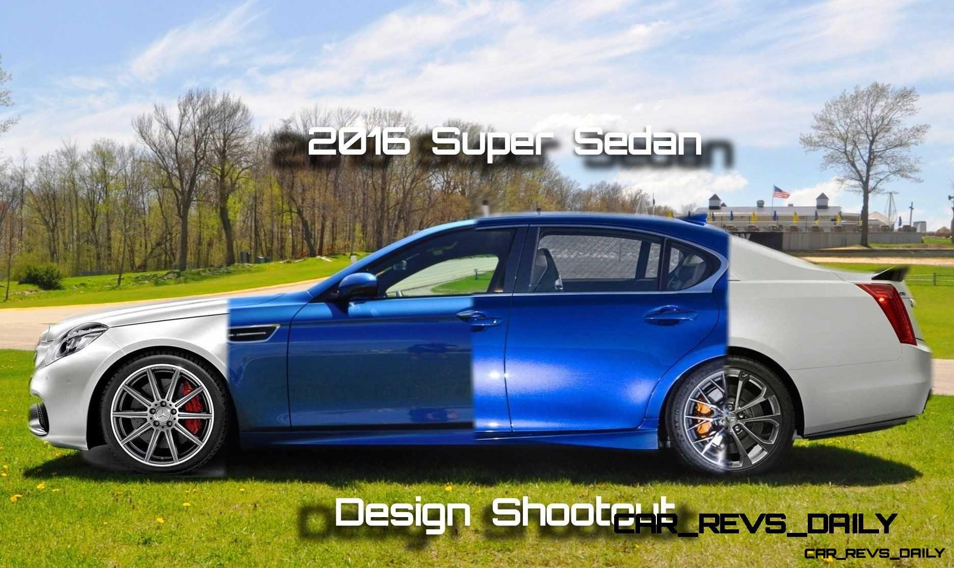 Super Sedans 2016 design shootout2