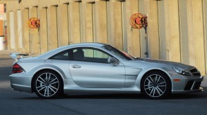 SL 65 AMG Black Series (R230) 2008