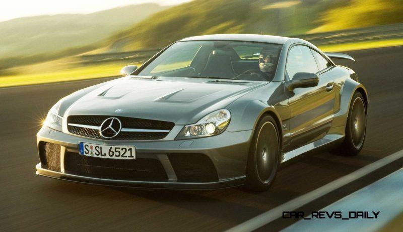 SL 65 AMG (R230) 2008