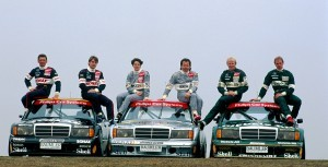 DTM, Fotoshooting Mercedes-DTM-Fahrer, Hockenheimring, 23