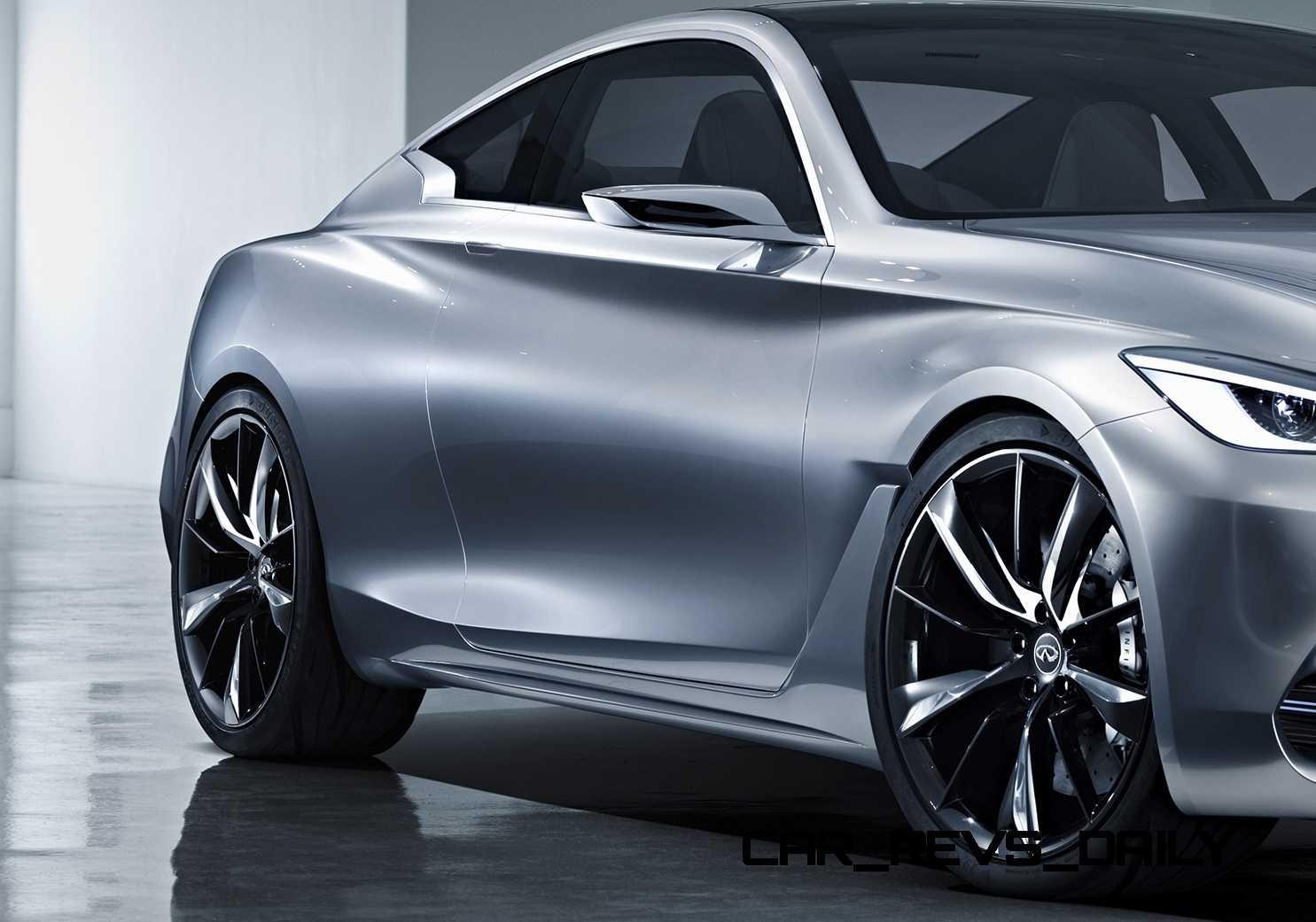 Car Tire Pressure >> INFINITI Q60 Concept