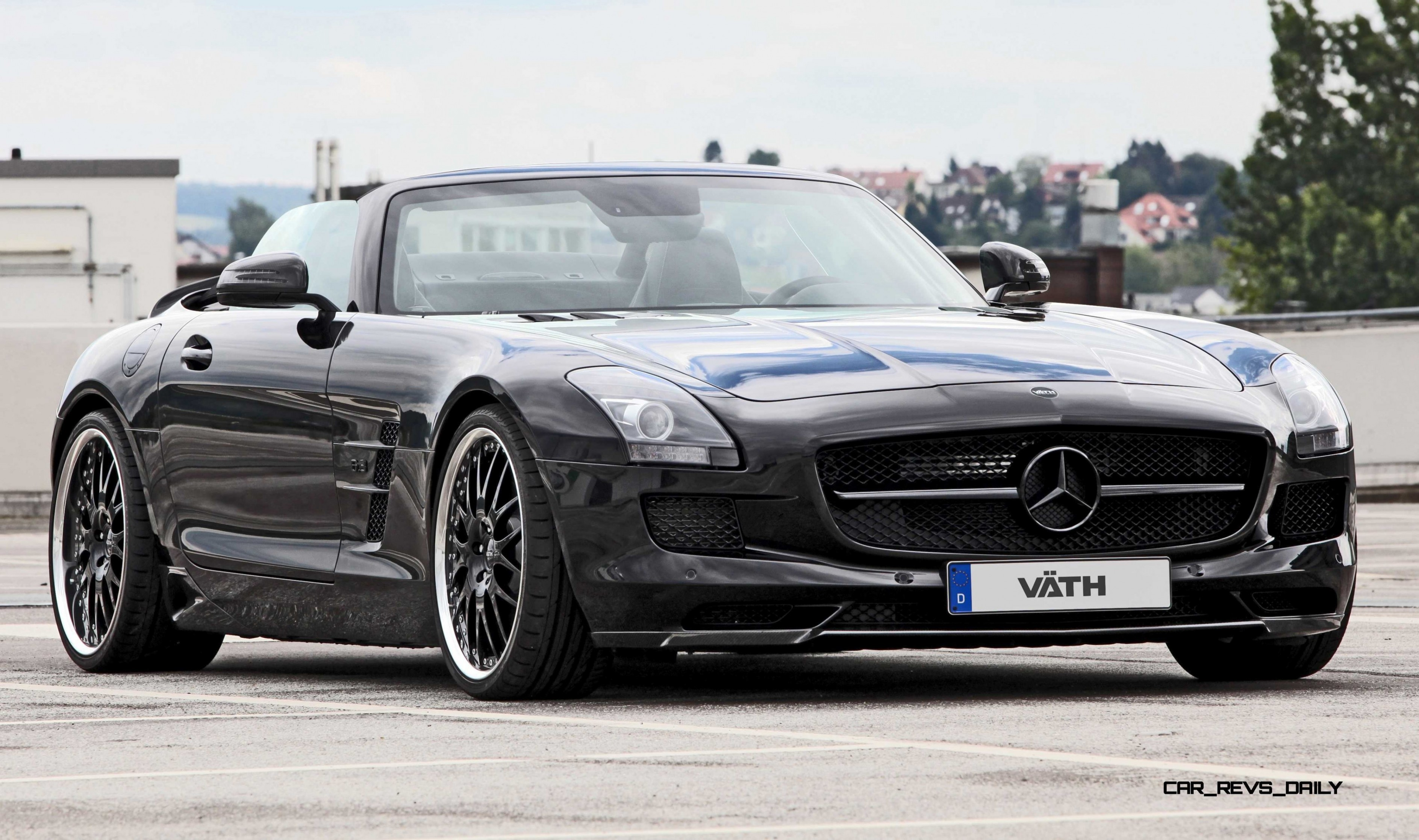vath sls amg roadster. Black Bedroom Furniture Sets. Home Design Ideas