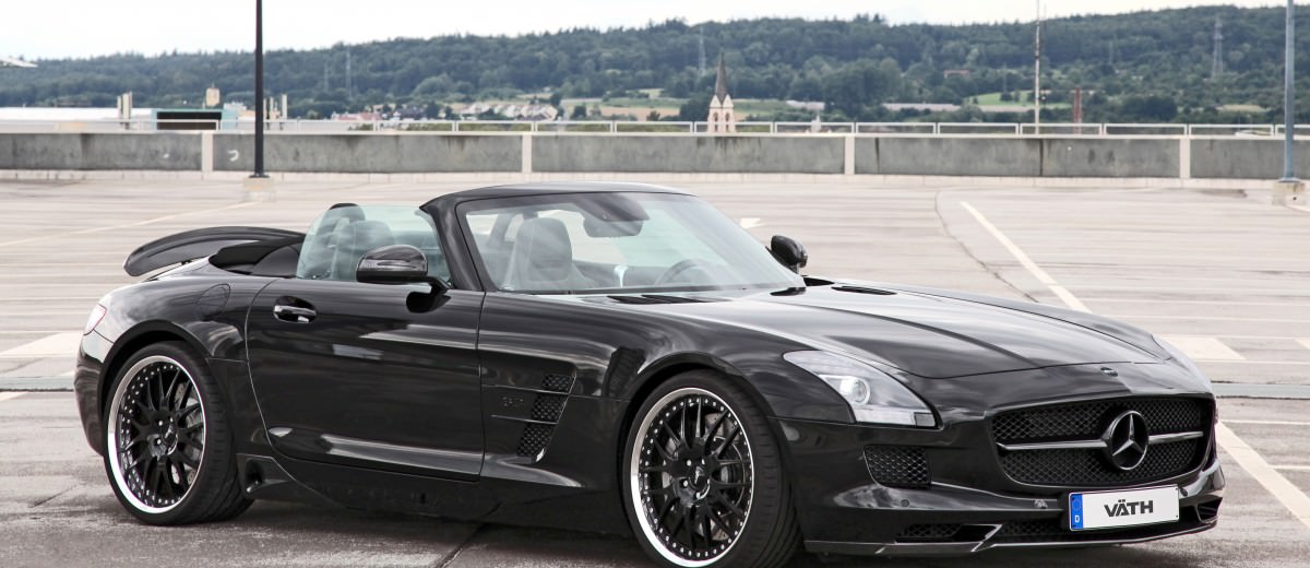 VATH Blacks-Out SLS AMG Roadster 5