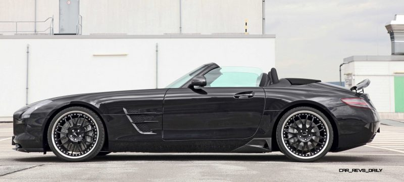 VATH Blacks-Out SLS AMG Roadster 9