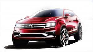 Volkswagen Studie Cross Coup GTE