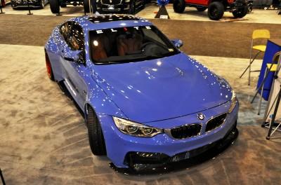 Vorsteiner 2015 BMW M4 GTRS4 by ELITE Customs TX 1