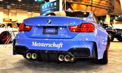 Vorsteiner 2015 BMW M4 GTRS4 by ELITE Customs TX 10