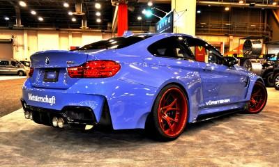 Vorsteiner 2015 BMW M4 GTRS4 by ELITE Customs TX 12