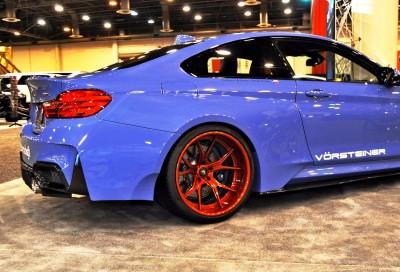 Vorsteiner 2015 BMW M4 GTRS4 by ELITE Customs TX 14