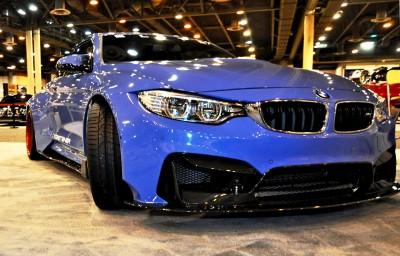 Vorsteiner 2015 BMW M4 GTRS4 by ELITE Customs TX 18