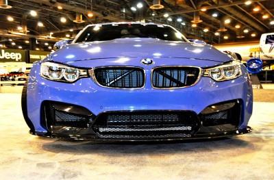 Vorsteiner 2015 BMW M4 GTRS4 by ELITE Customs TX 19