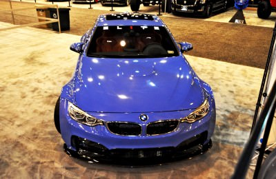 Vorsteiner 2015 BMW M4 GTRS4 by ELITE Customs TX 20