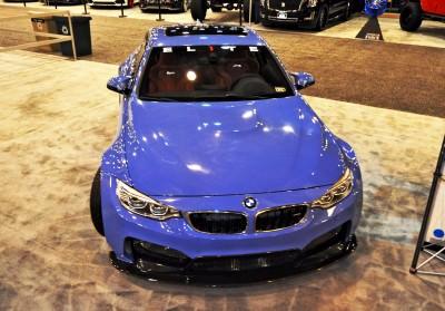 Vorsteiner 2015 BMW M4 GTRS4 by ELITE Customs TX 21