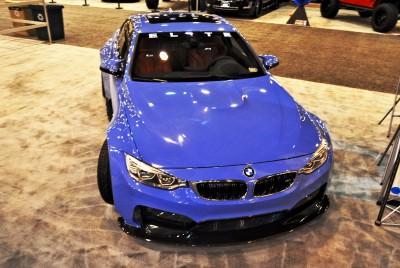 Vorsteiner 2015 BMW M4 GTRS4 by ELITE Customs TX 22