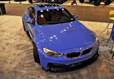 Vorsteiner 2015 BMW M4 GTRS4 by ELITE Customs TX 23