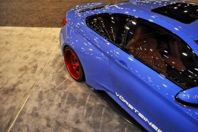Vorsteiner 2015 BMW M4 GTRS4 by ELITE Customs TX 27