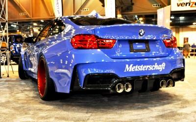 Vorsteiner 2015 BMW M4 GTRS4 by ELITE Customs TX 5