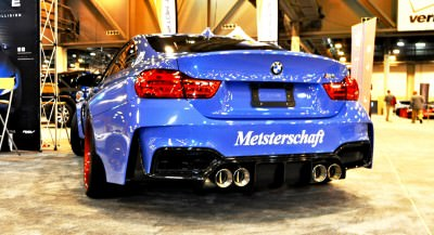 Vorsteiner 2015 BMW M4 GTRS4 by ELITE Customs TX 6