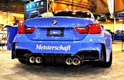 Vorsteiner 2015 BMW M4 GTRS4 by ELITE Customs TX 9