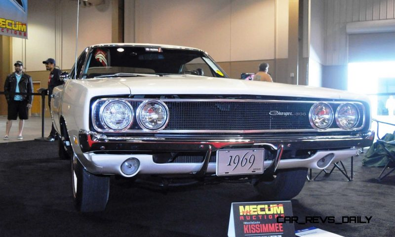 Wellborn Musclecar Collection at Mecum Florida 2015 Auctions 1