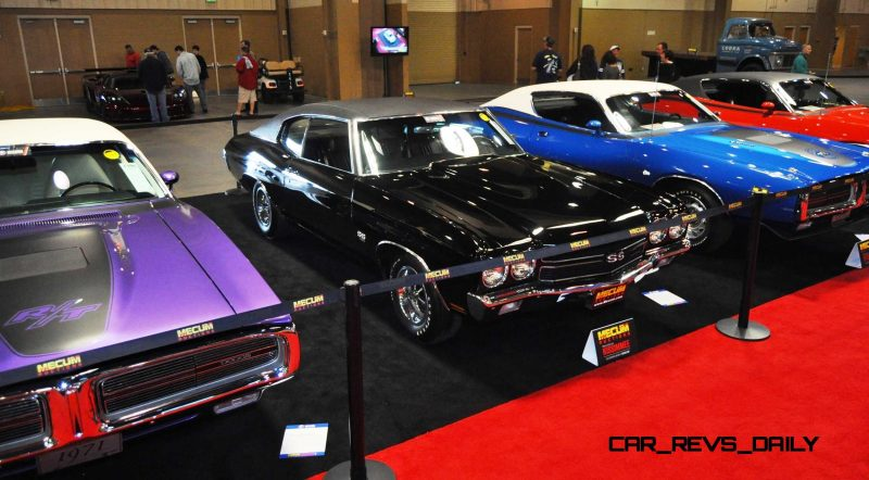 Wellborn Musclecar Collection at Mecum Florida 2015 Auctions 12