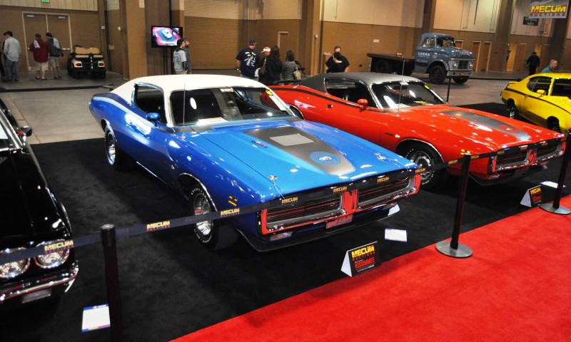 Wellborn Musclecar Collection at Mecum Florida 2015 Auctions 15