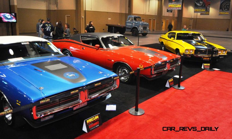 Wellborn Musclecar Collection at Mecum Florida 2015 Auctions 16
