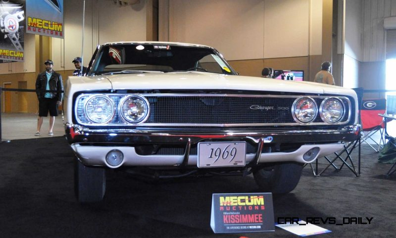 Wellborn Musclecar Collection at Mecum Florida 2015 Auctions 2