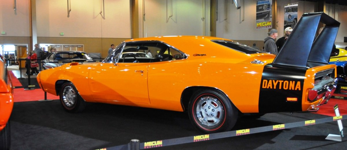Wellborn Musclecar Collection at Mecum Florida 2015 Auctions