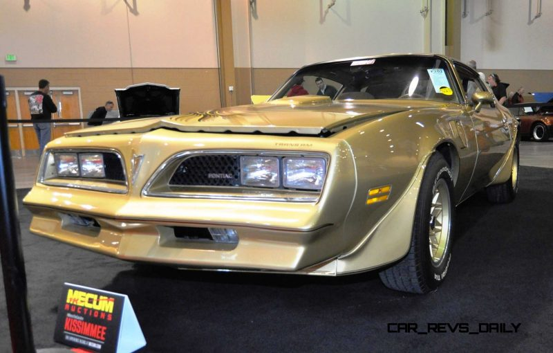 Wellborn Musclecar Collection at Mecum Florida 2015 Auctions 46
