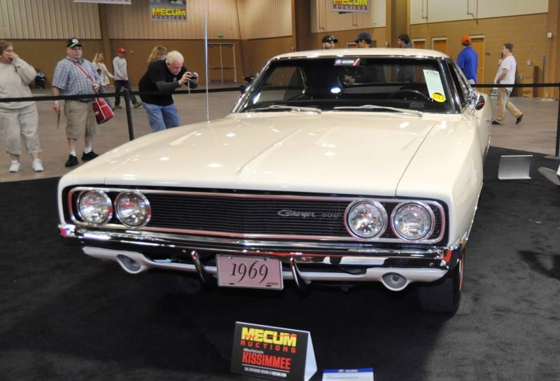 Wellborn Musclecar Collection at Mecum Florida 2015 Auctions 7