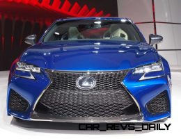 2016 Lexus GSF – New Super Saloon Is E63-Seeking Missile