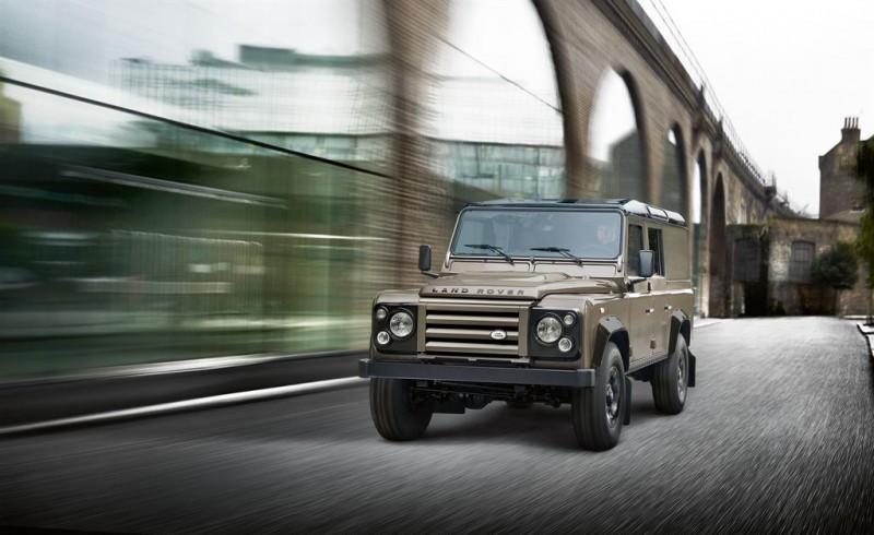 2015 Land Rover Defender Specials