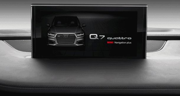 q7 tech nav
