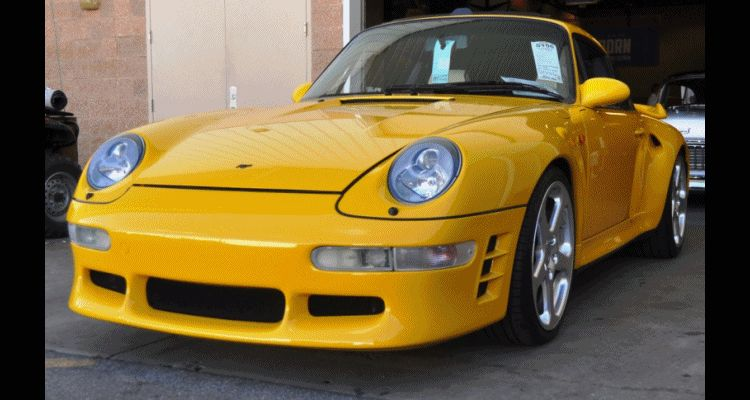 ruf 993 turbo