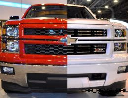 2015 Chevrolet Silverado Rally Sport and Custom Sport Trucks + New Midnight Edition Preview