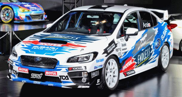 subaru rally cars 2015
