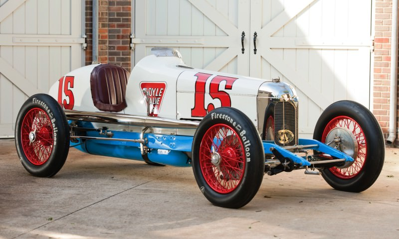 1927 Miller 91 Boyle Valve Special 31